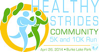Fairfax County Healthy Strides